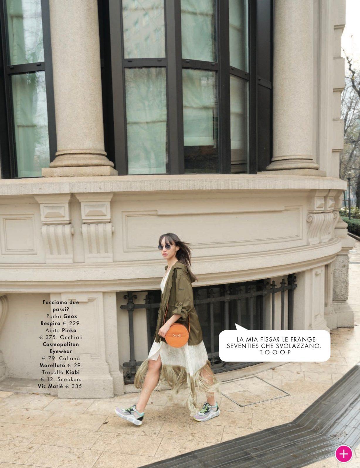 Cosmpolitan Eyewear Cosmopolitan feb-marzo2021
