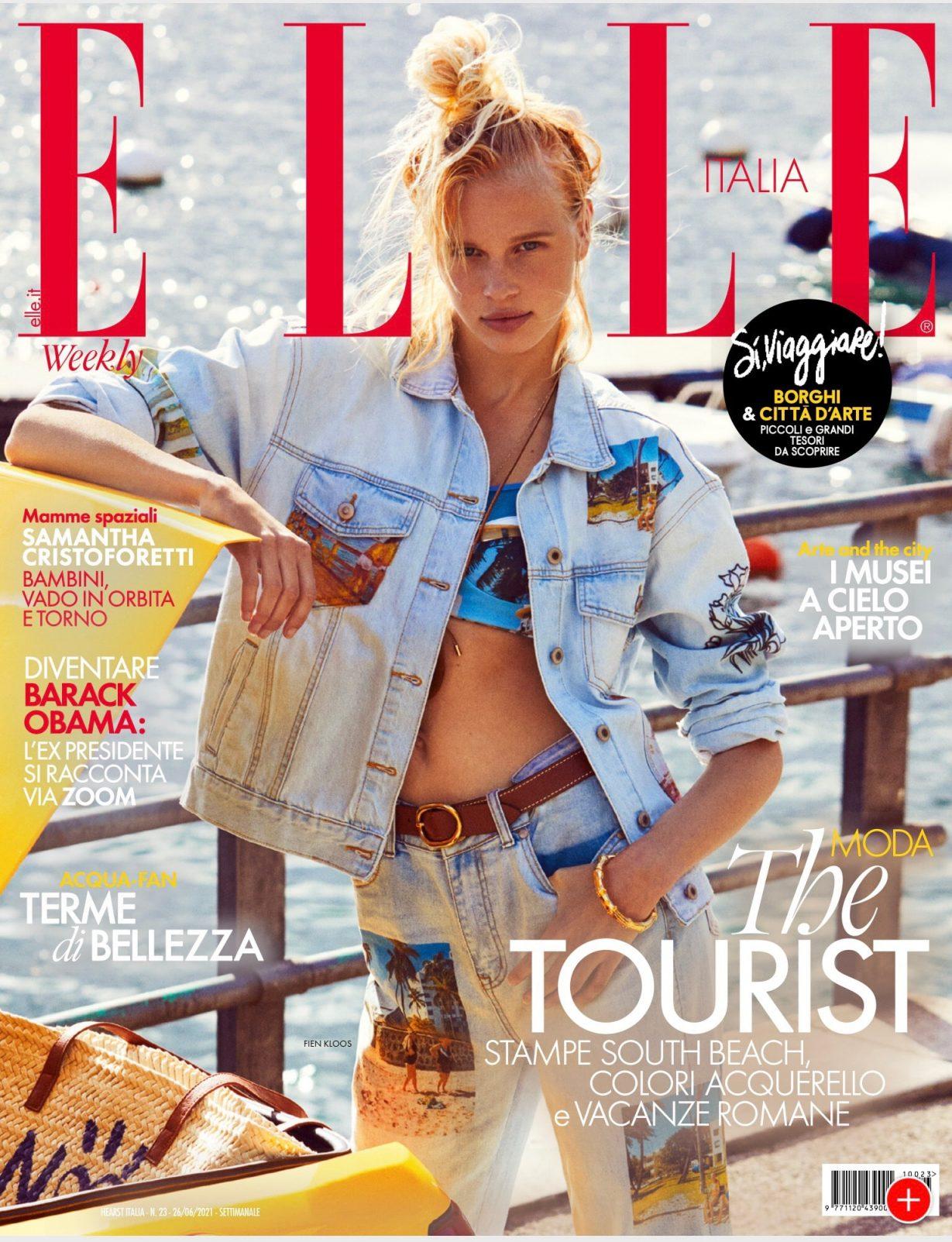 Cover Elle Giugno