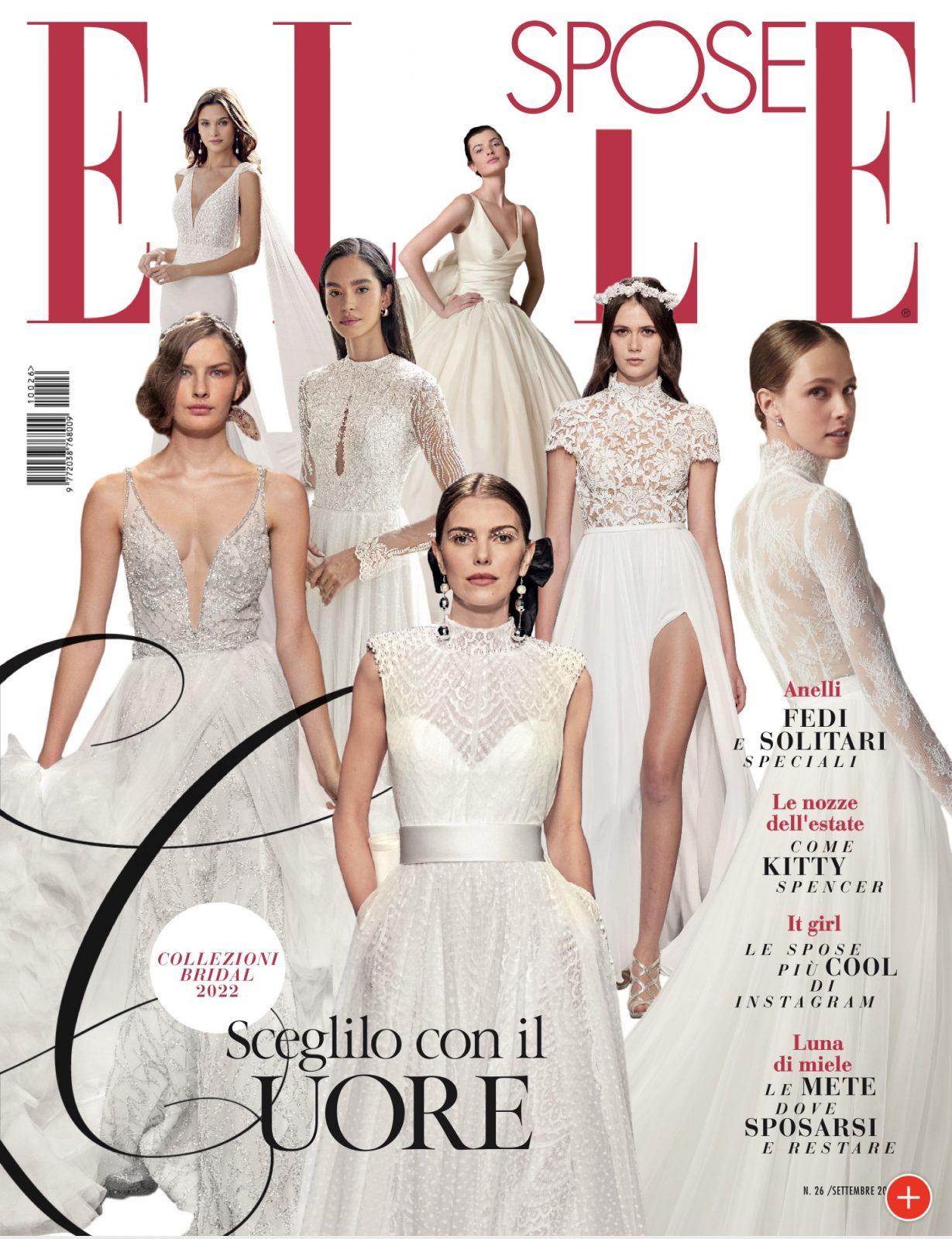 Cover Elle Spose Sett 2021