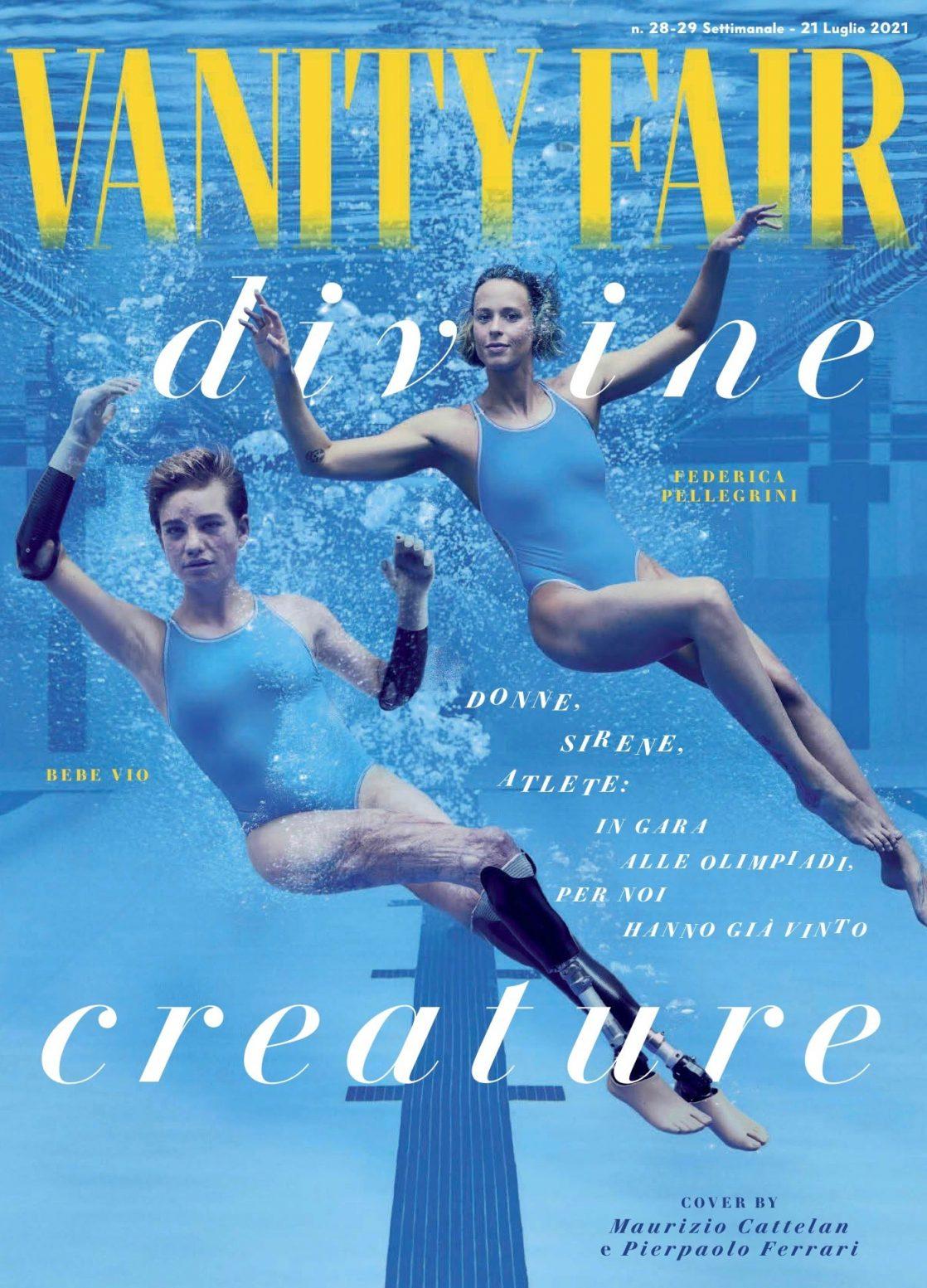 cover Vanity Fair luglio
